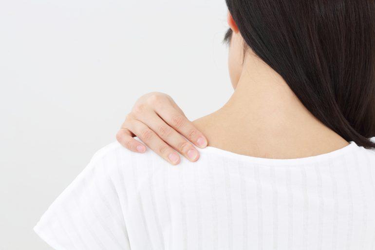 肩石灰腱炎